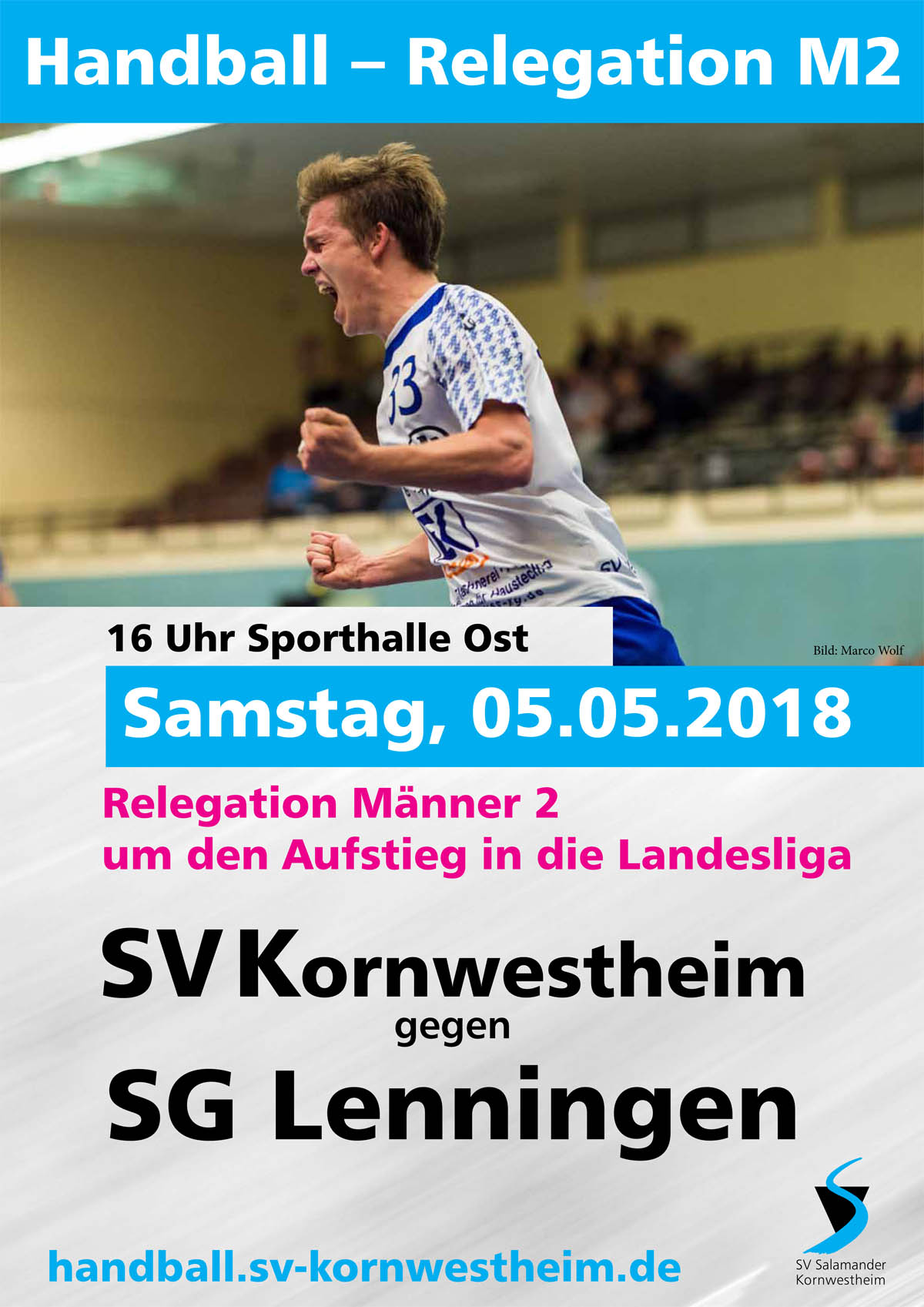 SVK Handball Relegation