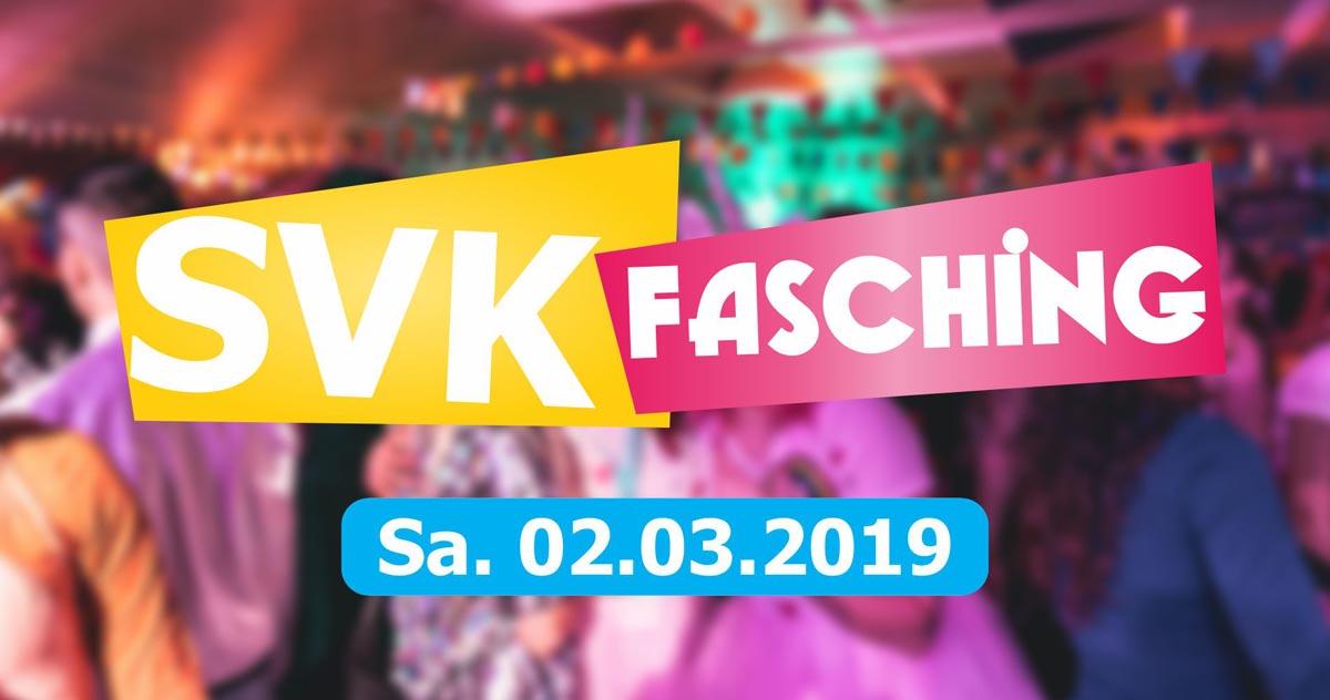 Svk Fasching 2019
