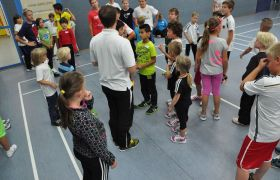 SVK Kindersportwoche September 2014